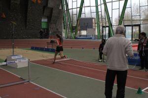 Marion triple saute à 9m55