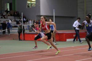 Clara en route vers le titre de championne de l'Oise
