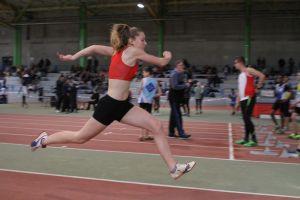 Margaux pour un nouveau record au triple saut