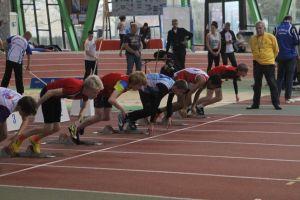 Armand et Lucas en finale B du 50m haies