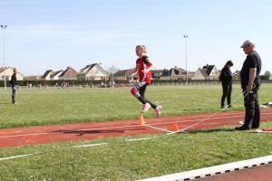Clara au triple saut