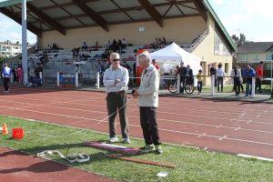 Patrick et Hugues au triple saut