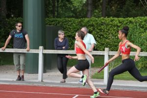 Transmission entre Anathée et Ethel sur 4*100m