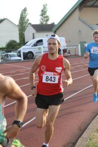 Anthony, grand vainqueur du jour au 1000m