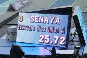 Nouveau record