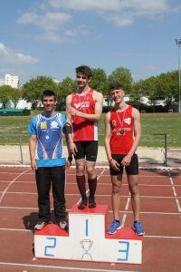 Kevin médaillé de bronze!