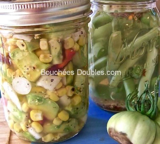 legumes en lacto fermentation