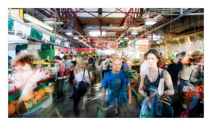 Un marché et des consommateurs
