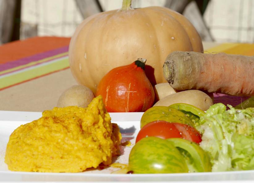 purée alcaline aux 3 legumes