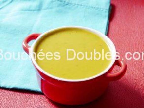velouté de légumes sans crème ni lactose