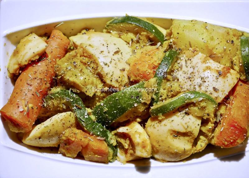 Cliquez ici pour découvrir ce curry d'oeufs durs, épicé et délicieux