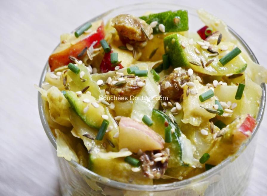 Cliquez ici pour découvrir cette recette alcaline et gourmande de choux marinés