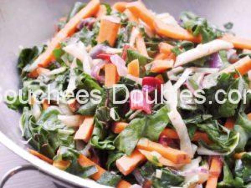 Cliquez ici pour découvrir cette recette de 3 légumes alcalin. Son index glycémique est bas et les atouts santé sont expliqués.