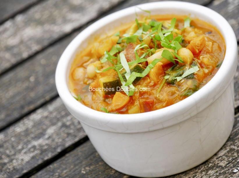 Cliquez ici pour découvrir cette recette de cuisine alcaline aux saveurs thaï revisitées.