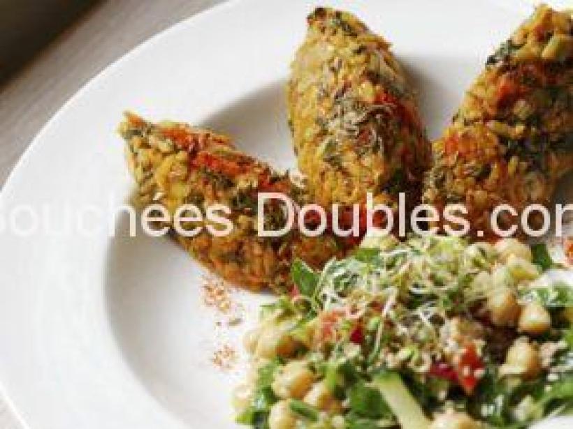 Cliquez ici pour découvrir cette recette alcaline de riz pilaf aux légumes et coulis de tomates
