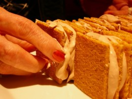 Gâteau frigidaire