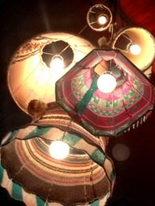Lampes en Phentex