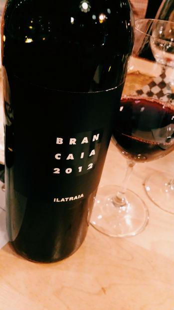 Brancaia 2012