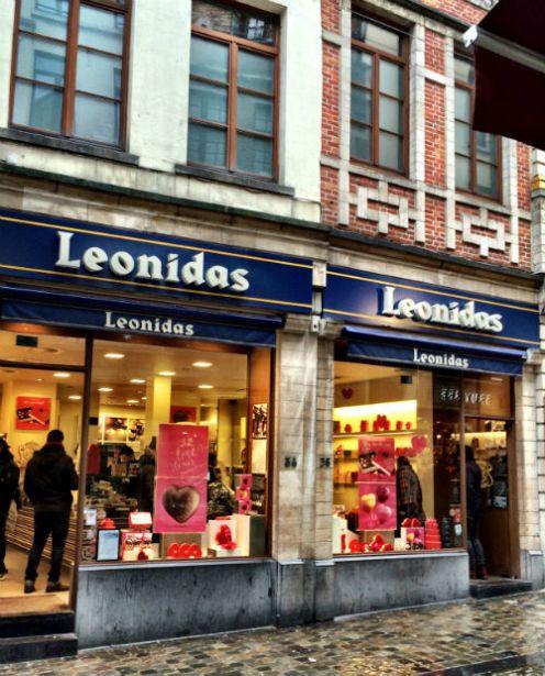 Leonidas Bruxelles