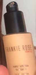 Frankie Rose Cosmetics Matte Perfection Foundation in