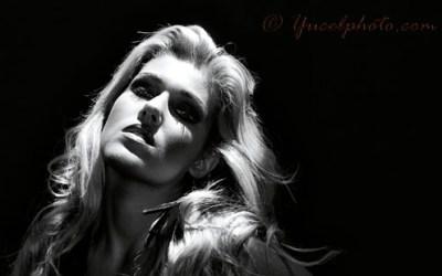 Studio Glamour Photography in Arizona by Yucel