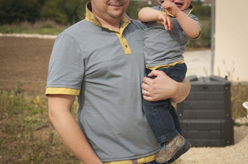 Polo père et fils