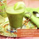 Recette de gaspacho à l'artichaut ! | BouffeTIME!