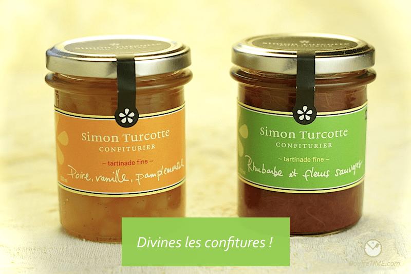Simon Turcotte Confiturier | BouffeTIME!