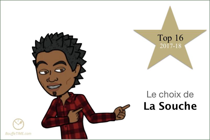 Le choix de René-Jean DuPays (dit La Souche)   Top 16 2017-18   BouffeTIME!