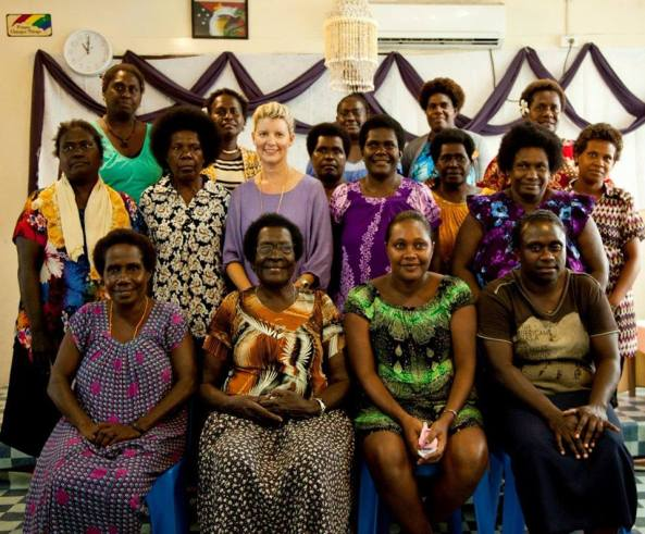 Australia supports women in Bougainville