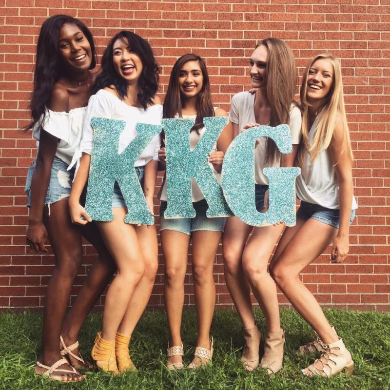 A Thank You to Greek Life