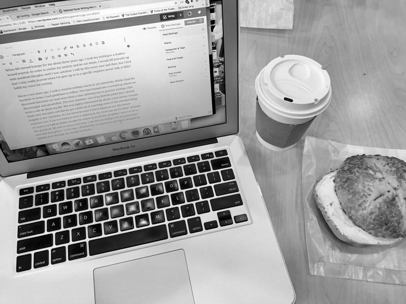 Morning Musings: The Write Way