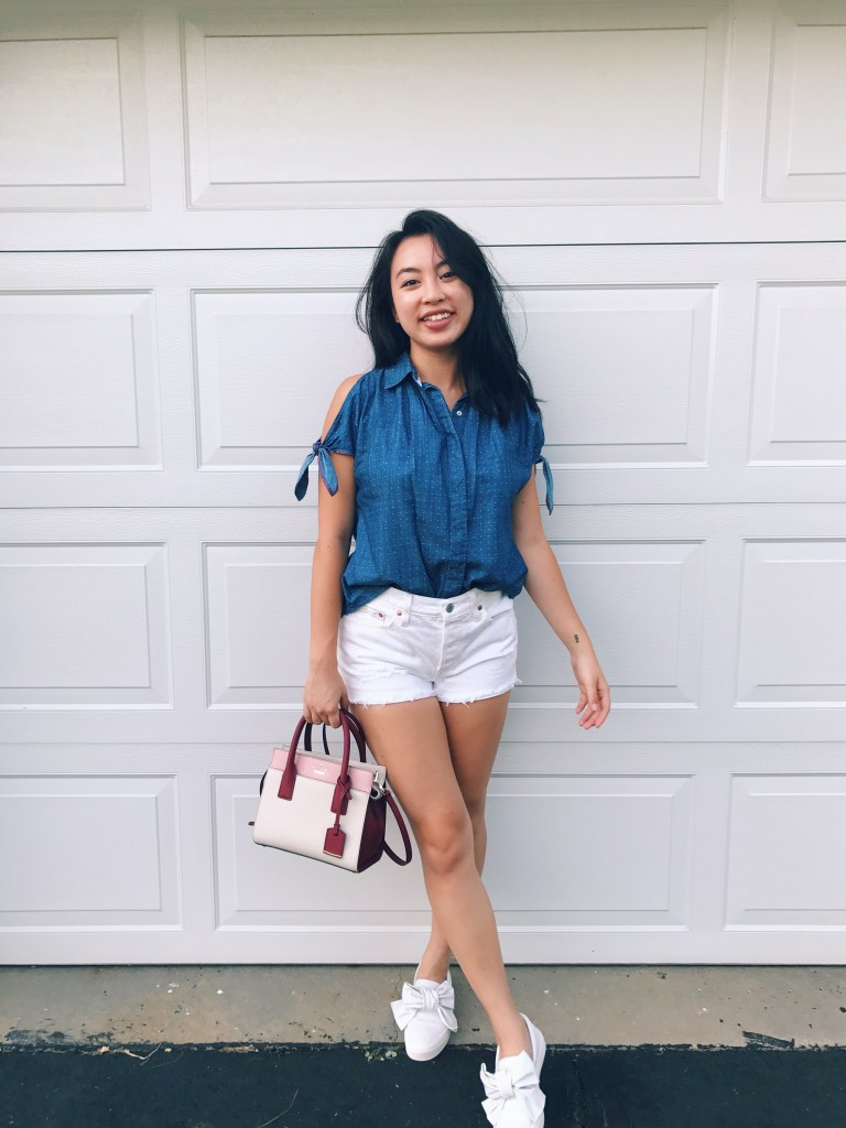 OOTD: In The Heat of Summer