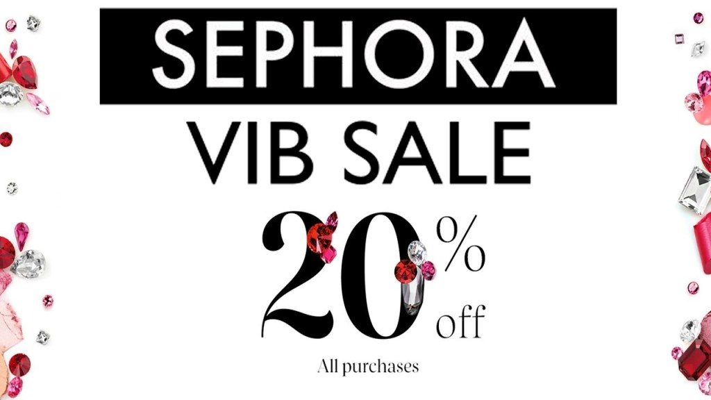 Sephora VIB Sale: Top Picks