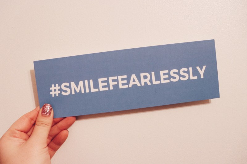 GIVEAWAY: Smiling Brilliantly in 2018