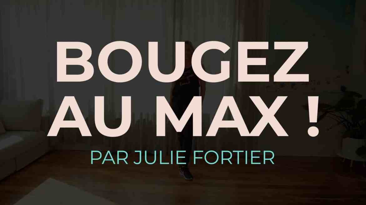 Bouge Au Max! Session En Direct Du 3 Mars 2021