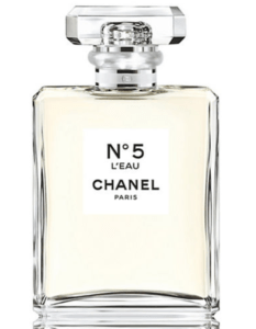 Click Image to Purchase Chanel Number 5 Fragrance as a Mother's Day Gift