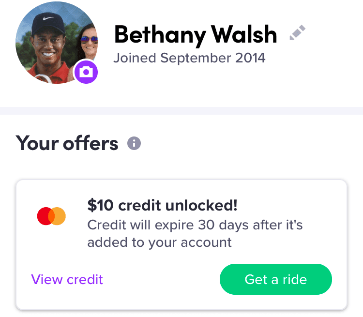 Earn with Lyft Partners