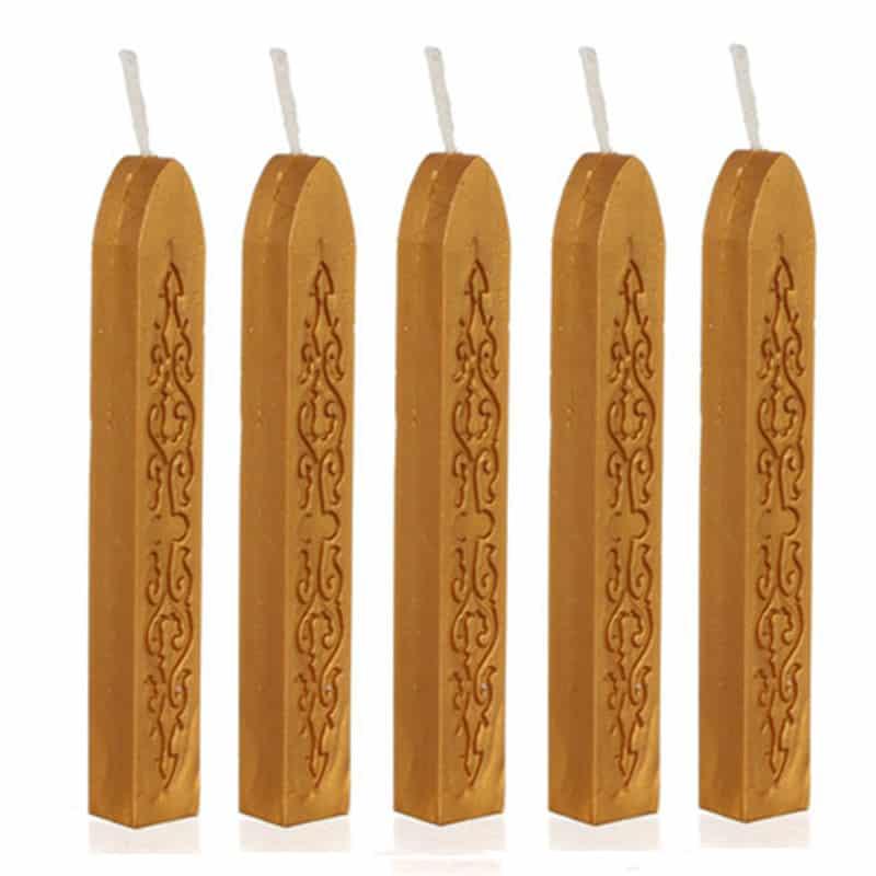 bâtons-de-cire-a-cacheter-couleur-or-bougievip