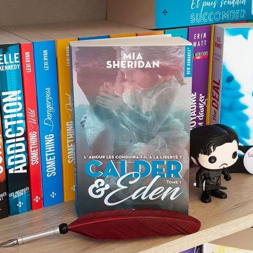 Calder & Eden, Mia Sheridan
