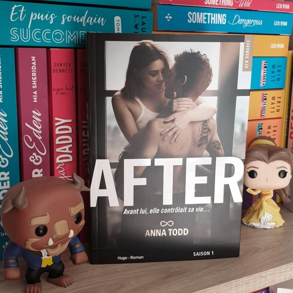 After, Chapitre 1 - Anna Todd