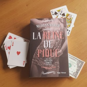 La reine de pique - Meghan March