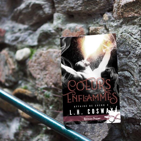 Coeurs enflammés - L.H. Cosway