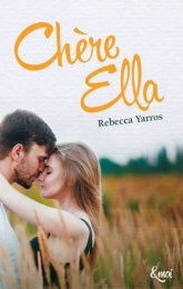 Chère Ella – Rebecca Yarros
