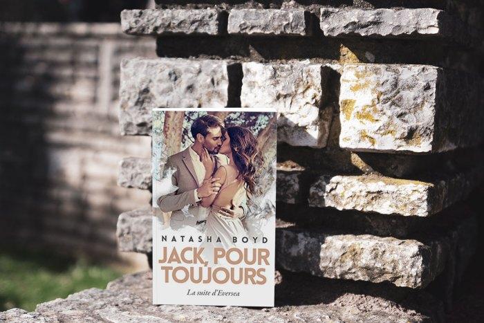 Jack, pour toujours (Eversea tome 2) - Natasha Boyd