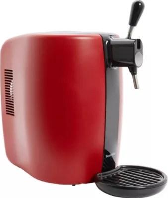 tireuse a biere seb vb310510 beertender rouge noir