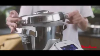 robot cuiseur moulinex connect i companion xl yy4418fd