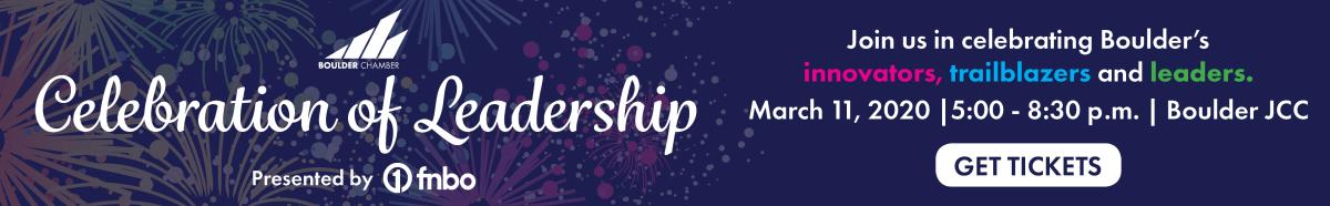 celebration of leadership 2020