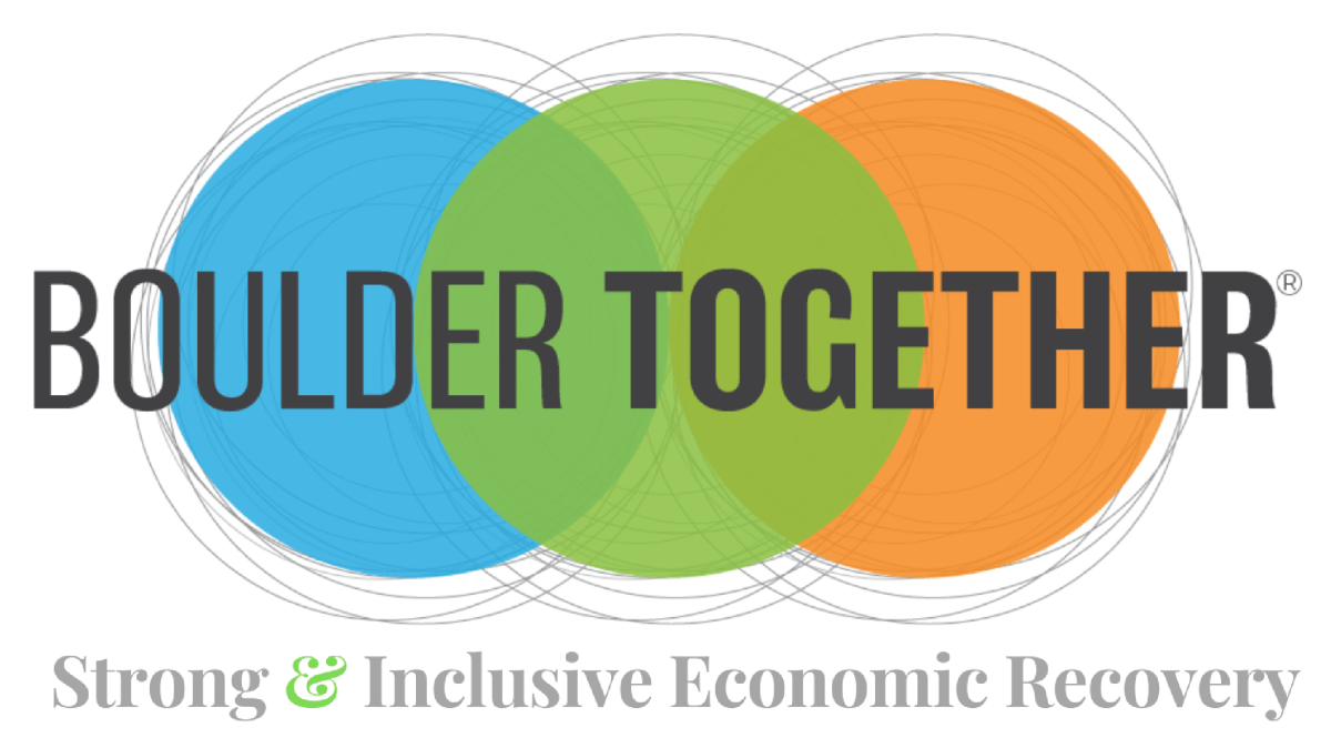 Boulder Together: Strong and Inclusive Economic Recovery