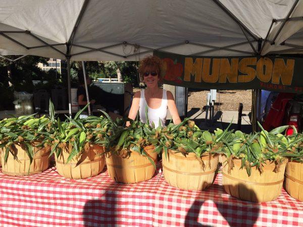 August Farmer's Market Fun
